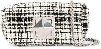 Sonia Rykiel Le Copain tweed shoulder bag