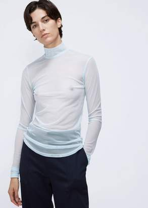 Nomia Mesh Turtleneck