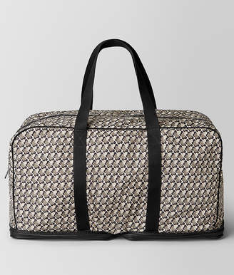 Bottega Veneta FOLDAWAY DUFFLE IN LEGGERO AND NYLON