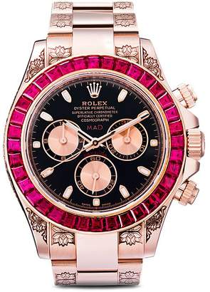 Rolex MAD Paris Oyster Perpetual Ruby 40mm