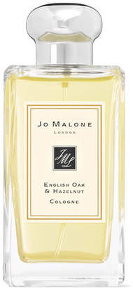 Jo Malone English Oak & Hazelnut Cologne, 100ml - Men - Colorless