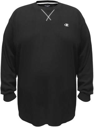 Champion Big Tall Long-Sleeve Thermal Tee, CH319, 4XLT