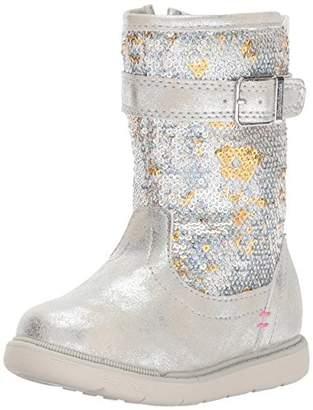 Step & Stride Girl's Ciara Tall Sequin Boot Fashion