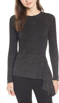 Chelsea28 Drape Waist Sweater