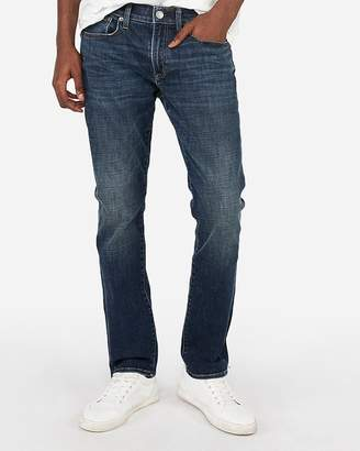 Express Skinny Dark Wash Hyper Stretch Jeans