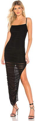 by the way. Milani Ruched Maxi Dress