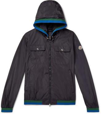 Moncler Atlin Hooded Shell Jacket