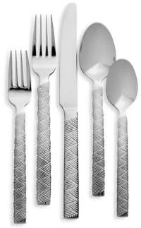 Ralph Lauren Cairo Five-Piece Silver Place Setting