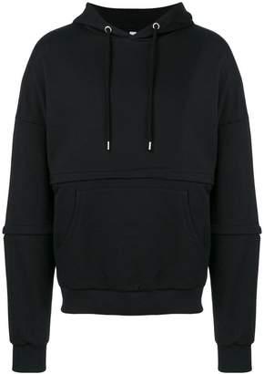 Cottweiler basic hoodie
