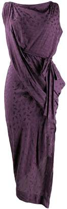Vivienne Westwood jacquard midi dress