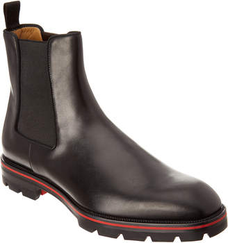 Christian Louboutin Alpinono Leather Boot