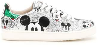 M.O.A. Master Of Arts M.O.A. master of arts Glitter Disney Sneakers