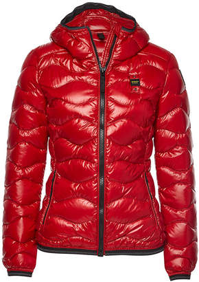 Blauer Down Jacket with Hood