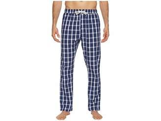 Nick Graham Windowpane Lounge Pants Men's Underwear