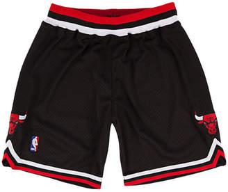 Mitchell & Ness Men Chicago Bulls Authentic Shorts