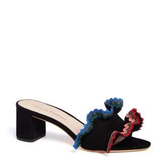 Loeffler Randall Vera Ruffle Sandal