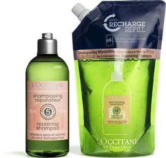 Aromachologie Repairing Shampoo Refill Duo