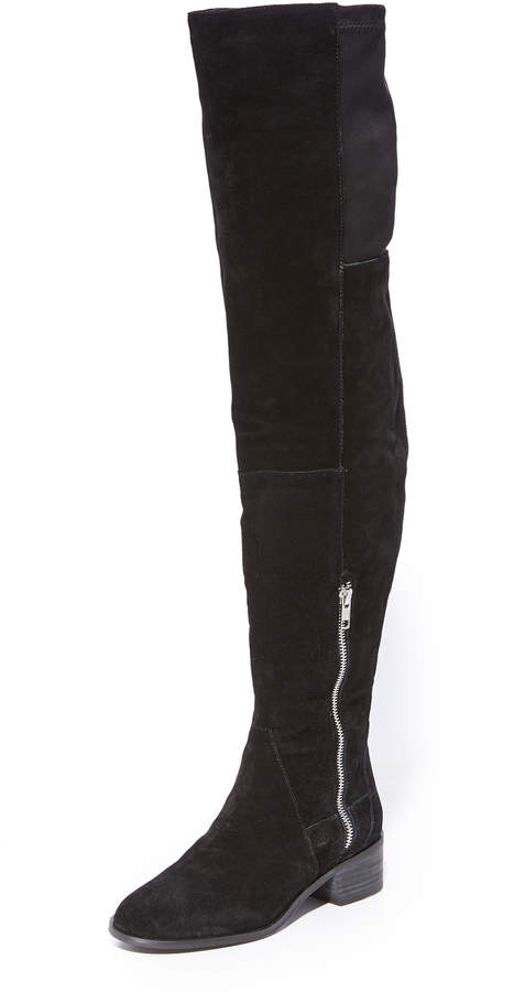 Free People Everyly Over the Knee Boots