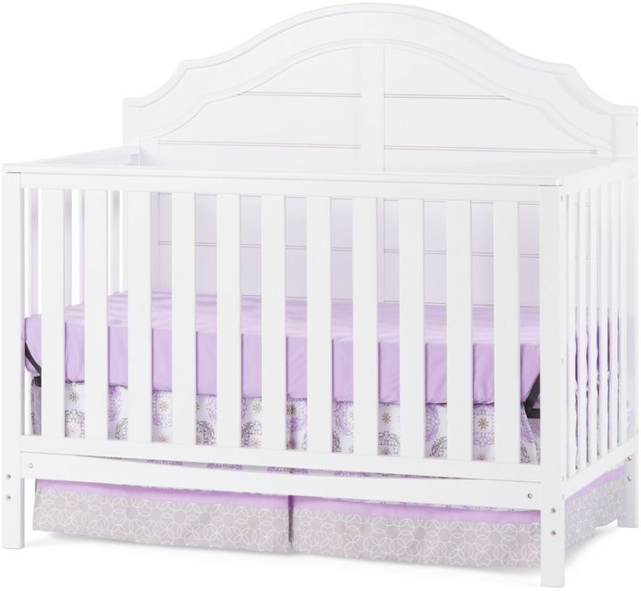 Child Craft Child CraftTM Penelope 4-in-1 Convertible Crib in Matte White