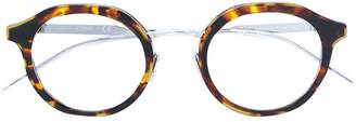 Christian Dior round shaped glasses