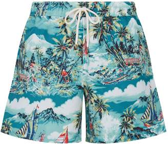Polo Ralph Lauren Tropical Swim Shorts
