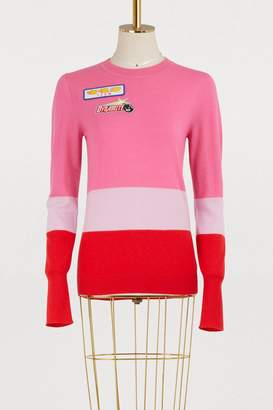 Mira Mikati Dynamite sweater