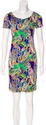 Ralph Lauren Sport Printed Mini Dress