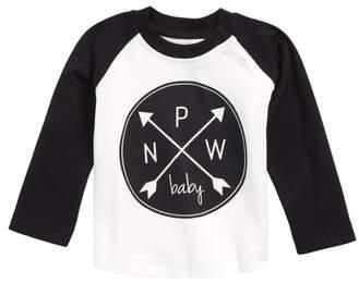 City Mouse PNW Logo Organic Cotton T-Shirt