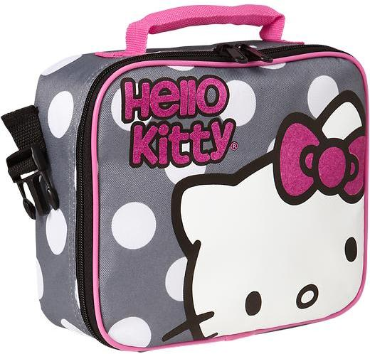 Hello Kitty Girls Lunch Bags