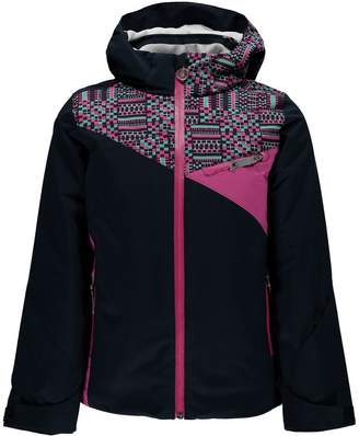 Spyder Project Hooded Jacket - Girls'