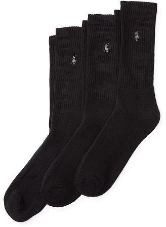 Polo Ralph Lauren Trouser Sock 3-Pack