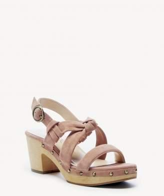 Sole Society Mariel Knotted Platform Sandal