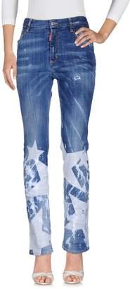 DSQUARED2 Denim pants - Item 42634729CC