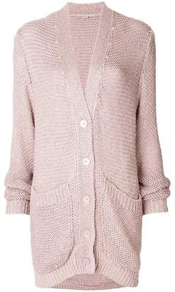Stella McCartney dropped shoulder cardigan