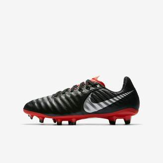 Nike Jr. Tiempo Legend VII Elite FG Little/Big Kids' Firm-Ground Soccer Cleat