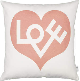 Vitra Love graphic printed pillow