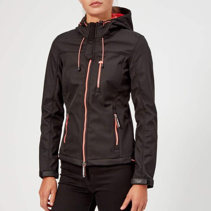 Women's SD Hooded Windtrekker Coat