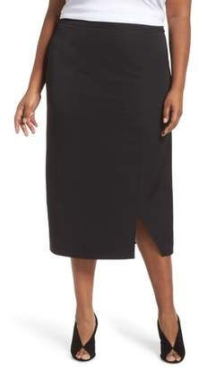 Glamorous Split Pencil Skirt