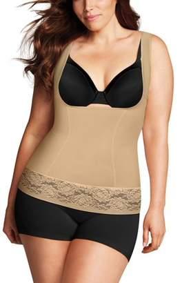 Flexees Firm control curvy wear your own bra torsette