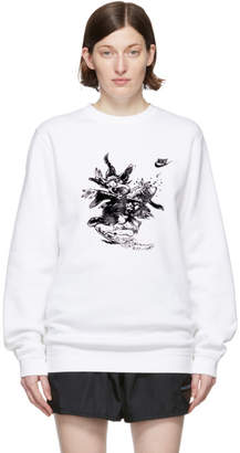 Nike Erl ERL White Edition Witch 4 Sweatshirt