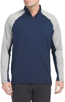 Us Perform Quarter Zip Shirt