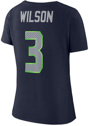 Nike Women Russell Wilson Seattle Seahawks Player Pride 3.0 T-Shirt