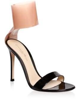 Gianvito Rossi Ankle Cuff Sandals