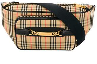 Burberry The Large 1983 Check Link Bum Bag