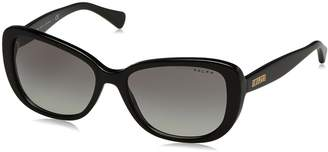 Ralph Lauren Women's 0ra5215 Rectangular Sunglasses