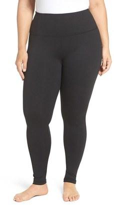 Plus Size Women's Zella Live In High Waist Leggings $58 thestylecure.com