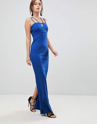 Coast Zoe Strappy Maxi Prom Dress
