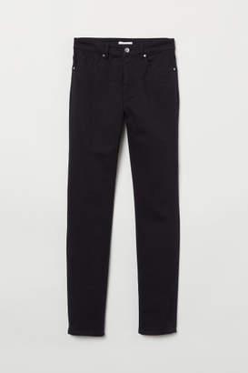 H&M Petite Fit Pants - Black