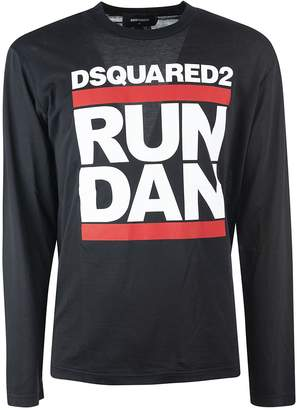 DSQUARED2 Run Dan T-shirt