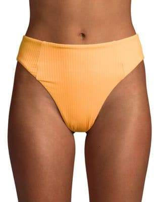 Vitamin A Sienna High Waist Bikini Bottoms